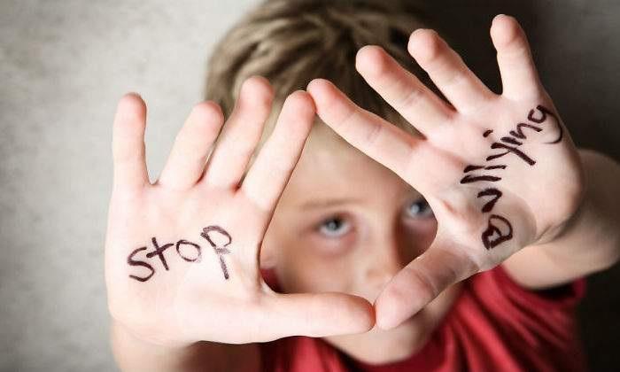 Ímagen sobre el acoso escolar